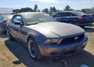 2010 FORD MUSTANG #1367784504