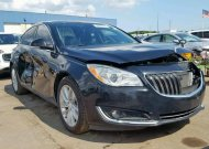 2015 BUICK REGAL PREM #1372240147