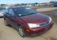 2007 FORD FOCUS ZX3 #1375028491