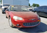 2001 CHRYSLER SEBRING LX #1376202991