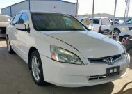 2003 HONDA ACCORD EX #1380940607