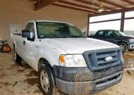 2008 FORD F150 #1383038681