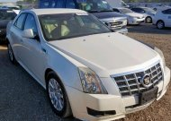 2012 CADILLAC CTS LUXURY #1384159754