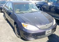 2003 TOYOTA CAMRY LE #1384658957