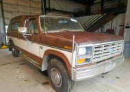 1985 FORD F250 #1384686604