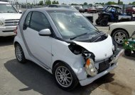 2013 SMART FORTWO PUR #1384688401