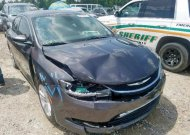 2015 CHRYSLER 200 LIMITE #1387720801