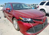 2019 TOYOTA CAMRY L #1388193484