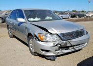 2002 TOYOTA AVALON XL #1388194431