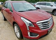 2019 CADILLAC XT5 LUXURY #1388238307
