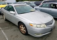 2003 TOYOTA CAMRY SOLA #1389710014