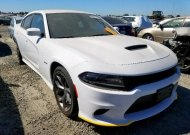 2019 DODGE CHARGER R/ #1389711124