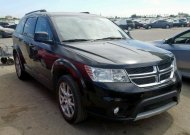 2016 DODGE JOURNEY SX #1390712621