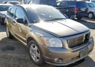 2007 DODGE CALIBER SX #1390714587