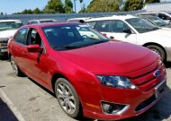 2010 FORD FUSION SEL #1391904924