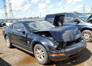 2009 FORD MUSTANG #1392055704
