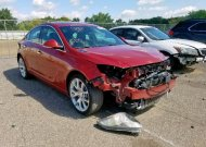 2014 BUICK REGAL GS #1392075077