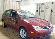 2007 FORD FOCUS ZX5 #1392076994