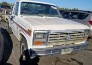 1985 FORD F250 #1395819411