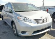 2015 TOYOTA SIENNA LE #1396883184