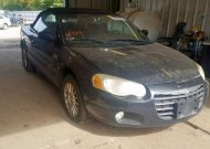 2004 CHRYSLER SEBRING LX #1398588934