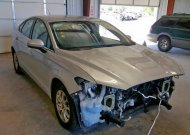 2016 FORD FUSION S #1400188711
