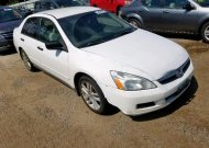 2007 HONDA ACCORD VAL #1400731944