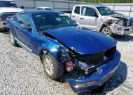 2008 FORD MUSTANG #1407101007
