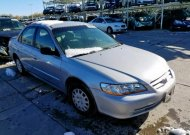 2001 HONDA ACCORD VAL #1417828917