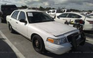 2007 FORD CROWN VICTORIA POLICE INTERCEPTOR #1420548577