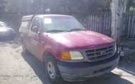 2004 FORD F-150 HERITAGE CLASSIC #1423034551