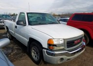 2005 GMC NEW SIERRA #1423898494
