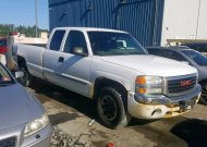 2006 GMC NEW SIERRA #1427577481