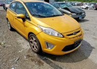 2011 FORD FIESTA SES #1429464497