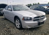 2010 DODGE CHARGER SX #1430764164
