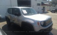 2016 JEEP RENEGADE SPORT #1431079181