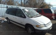 1999 PLYMOUTH GRAND VOYAGER SE/EXPRESSO #1435963481