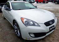 2011 HYUNDAI GENESIS CO #1436802251