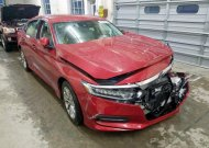 2019 HONDA ACCORD LX #1439232921