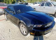2012 FORD MUSTANG #1439834857