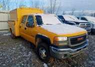 2003 GMC NEW SIERRA #1449714844