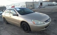 2004 HONDA ACCORD LX #1450945564