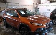 2015 JEEP CHEROKEE TRAILHAWK #1451132564