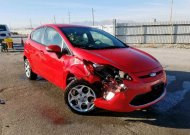 2012 FORD FIESTA SES #1451200164