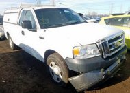 2008 FORD F150 #1455526767