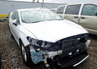 2016 FORD FUSION S #1462200174