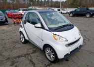 2009 SMART FORTWO PUR #1467748411
