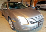 2008 FORD FUSION SEL #1480123134