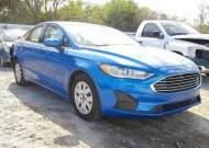 2019 FORD FUSION S #1481938277