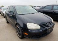 2007 VOLKSWAGEN RABBIT #1492288207
